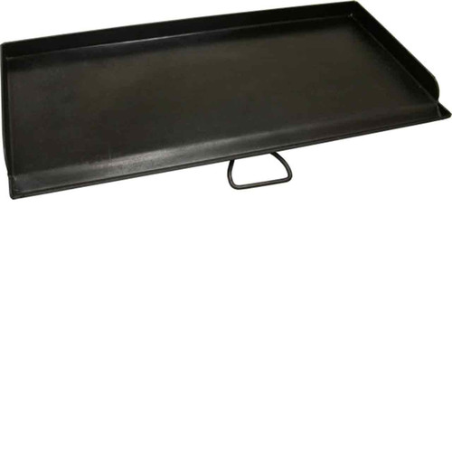 Professional Flat Top Griddle Fits over two burners