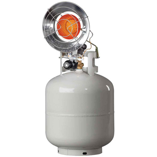 Mr. Heater Single Tank Top Propane Heater - MH15T