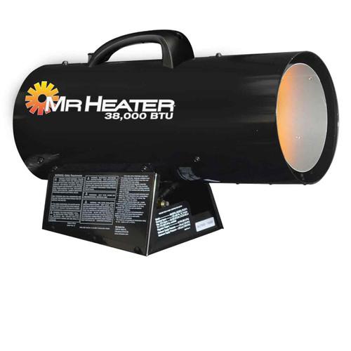 Mr. Heater MH38QFA (35,000 BTU) Forced Air Heater