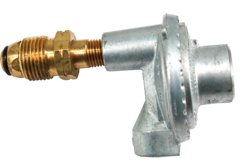 "90° Low-Pressure Regulator - Soft-Nose POL x 3/8"" Female Pipe Thread"