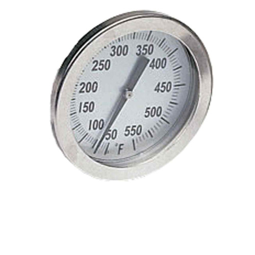 Dial Thermometer for BBQ Boxes