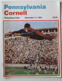 Pennsylvania v. Cornell Football Program 1984 - Superman