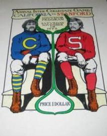 Stanford v. California Football Program 1972