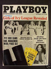 Playboy Magazine - Women of the Ivy League - 1979