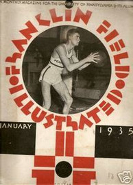 Franklin Field Illustrated Basketball 1935