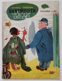 Dartmouth v. Yale Football Program 1952