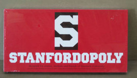 Stanfordopoly - Stanford Version of Monopoly Game