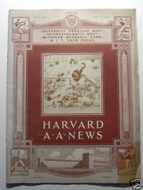 Harvard Athletic News 1928