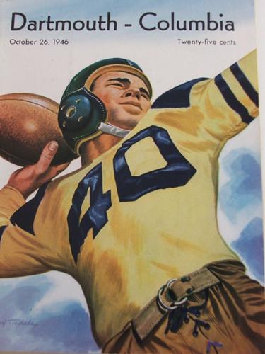 Dartmouth v. Columbia Football Program 1946