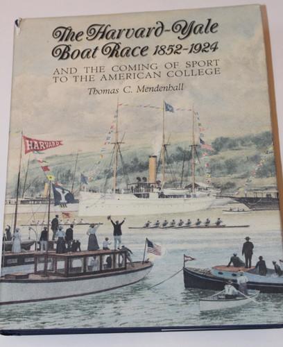 Harvard Yale Boat Race Book