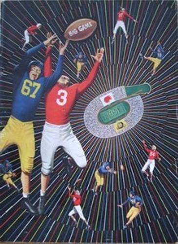 Stanford v. California Football Program 1951