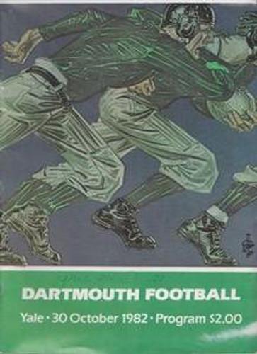Dartmouth v. Yale Football Program 1982