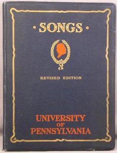 Songs of the University of Pennsylvania