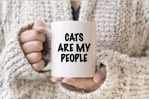 Cats/Dogs Are My People