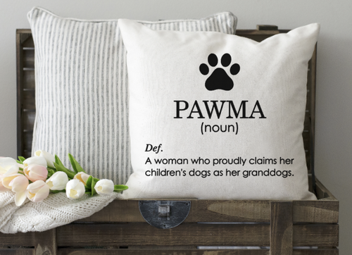 PAWMA Pillow