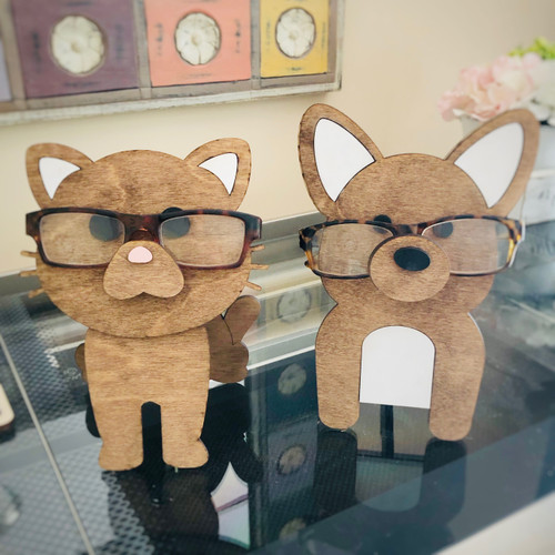 Dog/Cat Eye Glass Holder