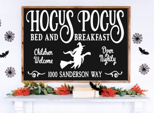 Hocus Pocus Bed & Breakfast
