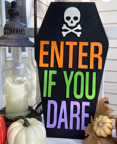 Enter if you dare DIY kit
