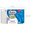 Regina Thirst Pockets Super Absorbent Kitchen Tissue Paper Towel 3 for 2 Rolls (12 Rolls)