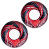 """PACK OF 2 Inflatable 42"""" Inch Swimming Paddling Pool River Twister Tire Tube Lilo Float"""