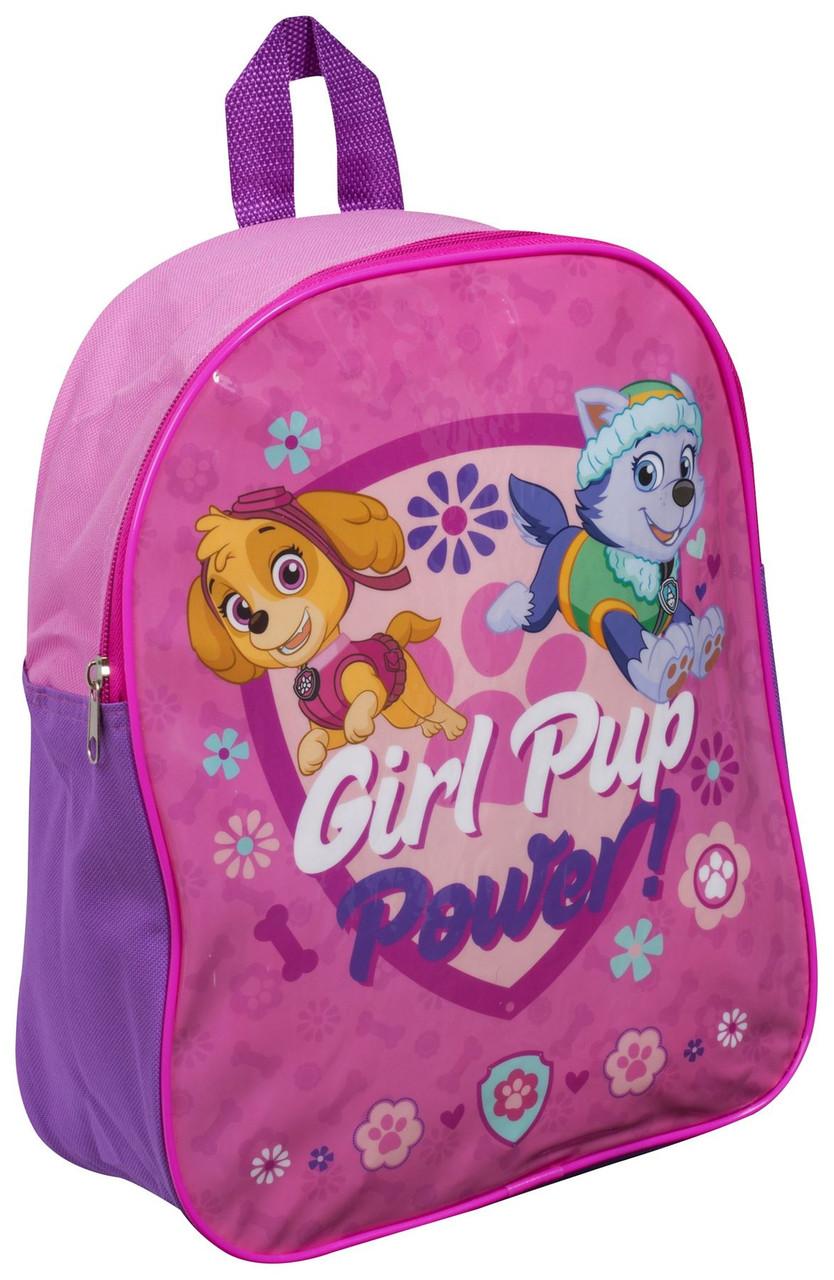 Children Kids Paw Patrol Girl Pup Power Girls Travel Shoulder Backpack -  Vinsani Ltd. 84f82746614fd