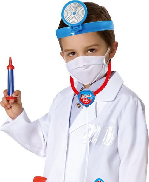 Kids Medical Carry Case Doctors Nurse Playset Pretend Role Play Nurse Nursing Kit