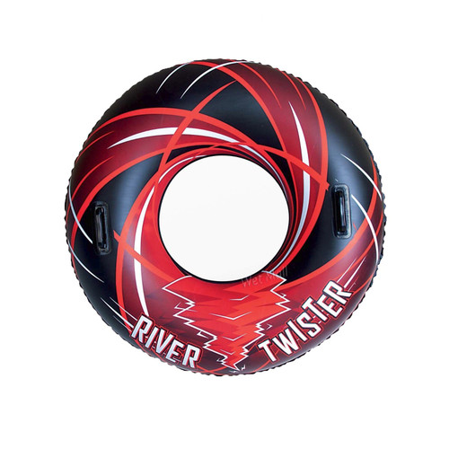 Bestway River Twister Inflatable Swimming Paddling Pool Tire Tube Lilo Float