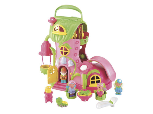 Early Learning Centre Happy Land Fairy Boot Baby Kids Fun Toy with Light & Sound