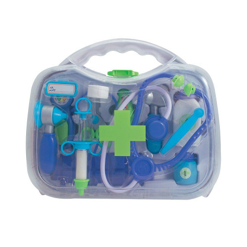 ELC Medical Case Equipment Case Little Officer Kids Children Role Pretend Play Set