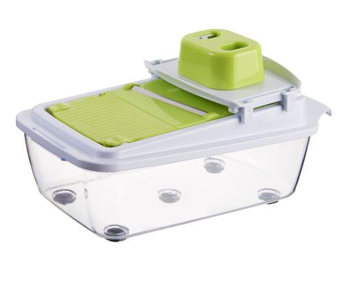 Vinsani Multi-Functional Kitchen Tool Mandoline Slicer Grater Dicer Fruit Vegetable Cutter