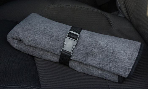 Vinsani Post Workout Seat Cover - Grey