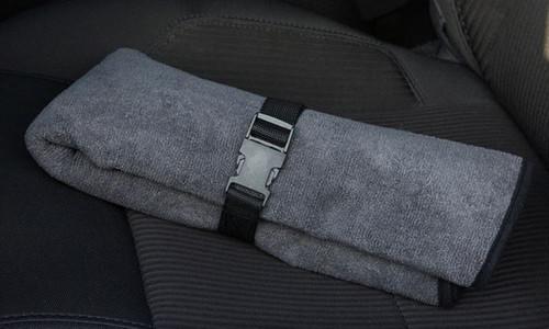 Vinsani Post Workout Seat Cover - Grey