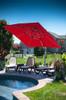Aurora Premium 9F Cantilever Umbrella by Frankford