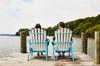 Breezesta Coastal Adirondack Chair