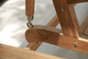 Classic Teak Swing with Stand