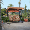 Monterra Cuddle Swing with Canopy by OW Lee