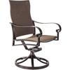 Pasadera Flex Comfort Swivel Rocker Dining Chair by OW Lee