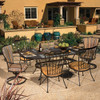 Monterra Outdoor Dining Set For 6 By Ow Lee