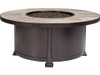 """Round 42"""" Santorini Fire Pit by OW Lee"""