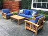MissionTeak Deep Seating Sofa Set
