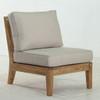 Classic Lounge Club  Chair by Classic Teak