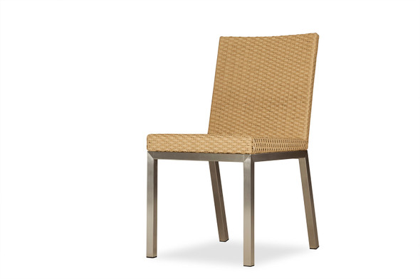 Elements Armless Dining Chair By Lloyd Flanders