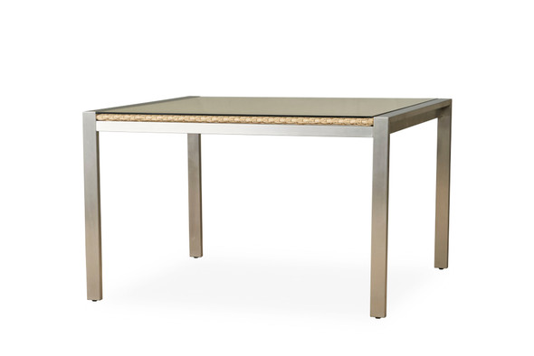 """Elements 42"""" Square Dining Table By Lloyd Flanders"""