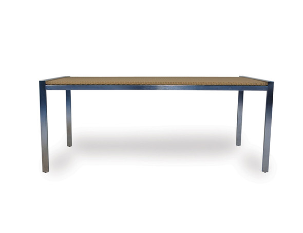 "Elements 71"" Rectangular Dining Table By Lloyd Flanders"