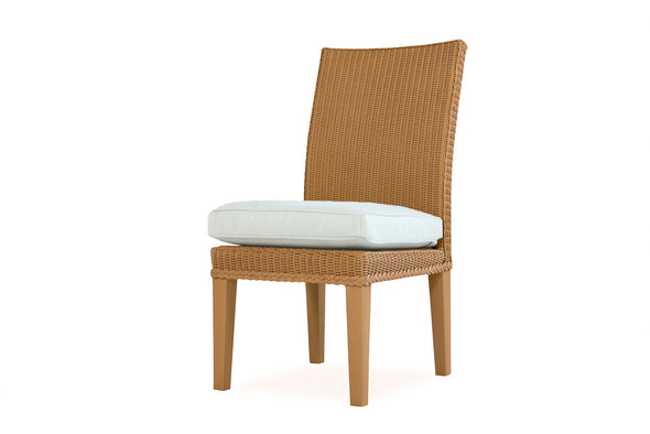 Hamptons Armless Dining Chair by Lloyd Flanders