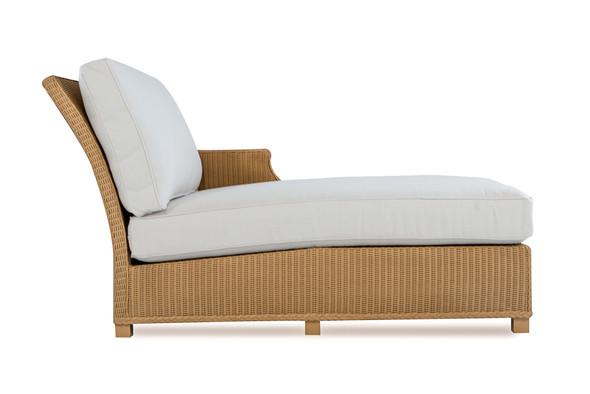 Hamptons Left Arm Chaise By Lloyd Flanders
