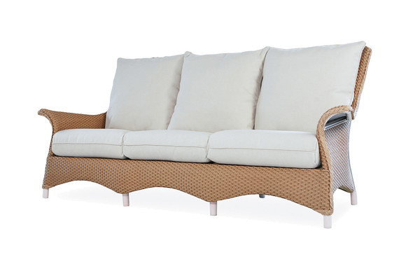 Mandalay Sofa by Lloyd Flanders