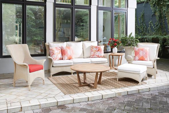 Mandalay Sofa by Lloyd Flanders