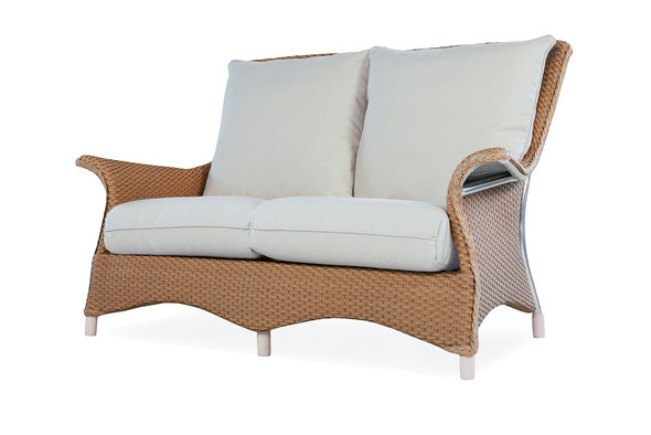 Mandalay Loveseat by Lloyd Flanders