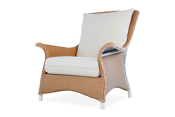 Mandalay Lounge Chair by Lloyd Flanders